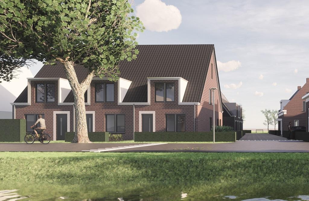 Woningen blok A - Zijderlaan Polsbroek 1024x668