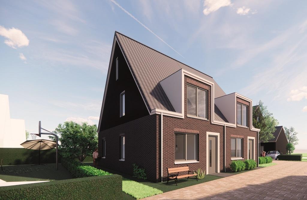 Woningen blok B - Zijderlaan Polsbroek 1024x668